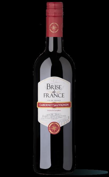 bouteille vin brise de france cabernet sauvignon
