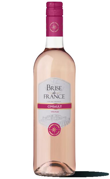 vin cinsault brise de france